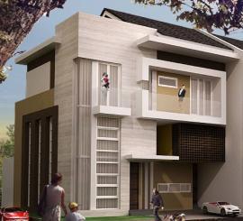 Dijual Rumah Cluster Siap Huni di Simatupang Residence, Jaksel