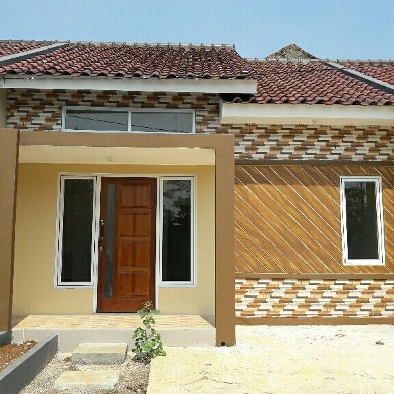 Rumah KPR tanpa DP 0% ,rumah ready siap huni