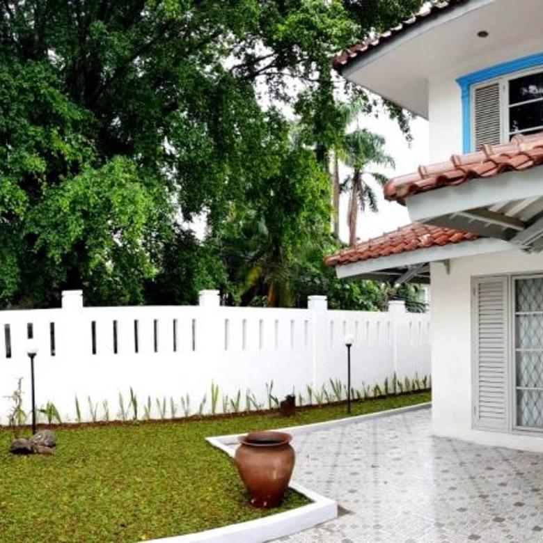 Dijual Rumah di Huk Lingkungan Hunian di Pejaten Jakarta
