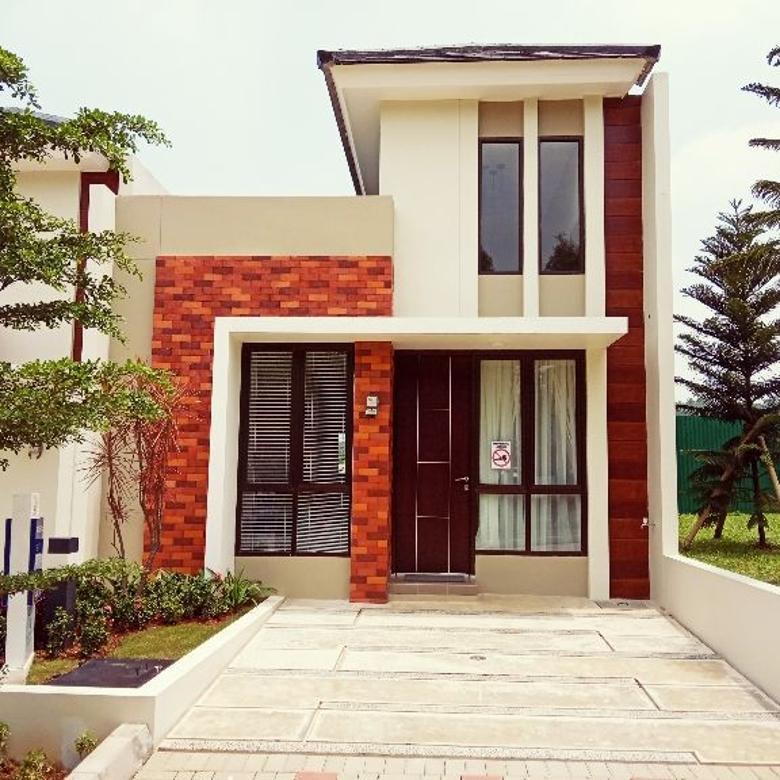 Rumah 1 Lantai Harga Perdana Citra Sentul Raya