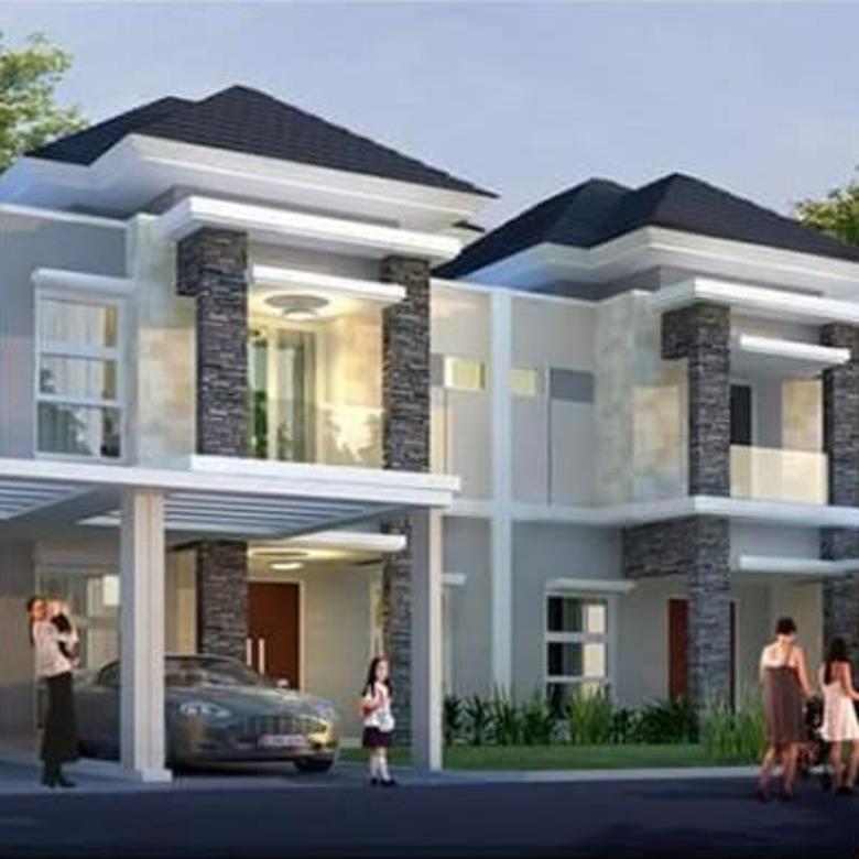 Rumah Komplek Baru Mewah   Perdana Pontianak