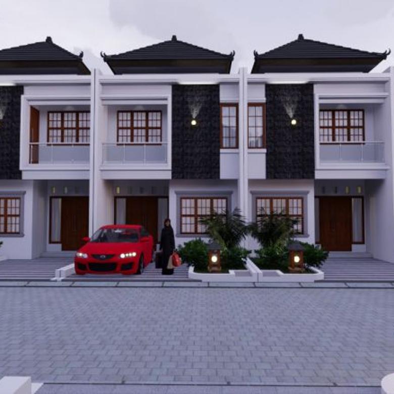 Rumah 2 Lantai Strategis dekat Tol Beji Depok