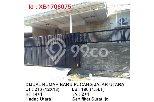 DIJUAL RUMAH BARU PUCANG JAJAR UTARA 13245429