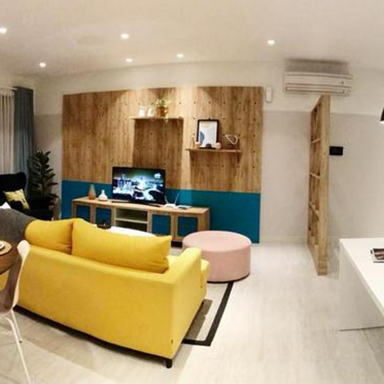 Lloyd Alam Sutera Tower Signature Lantai 1 Tipe 2 Bedroom