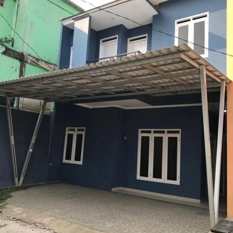 Rumah Baru Grand Lake Residence samping pintu Tol Cibubur