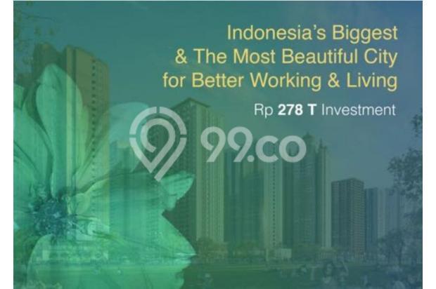 Dijual Apartemen Baru 2BR Strategis di Meikarta Tower 1B Bekasi 13127126