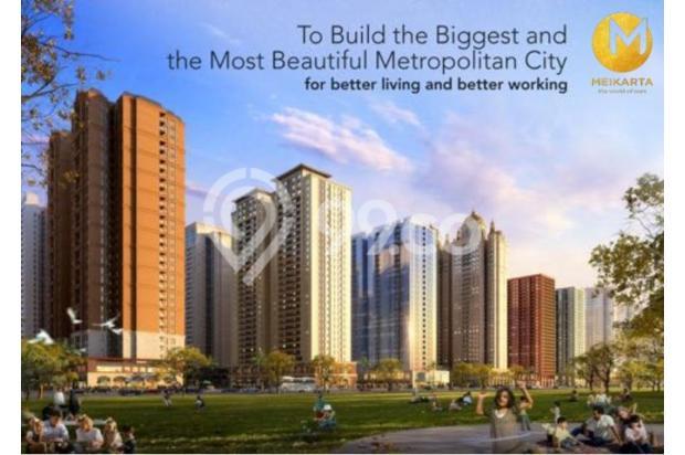 Dijual Apartemen Baru 2BR Strategis di Meikarta Tower 1B Bekasi 13127153