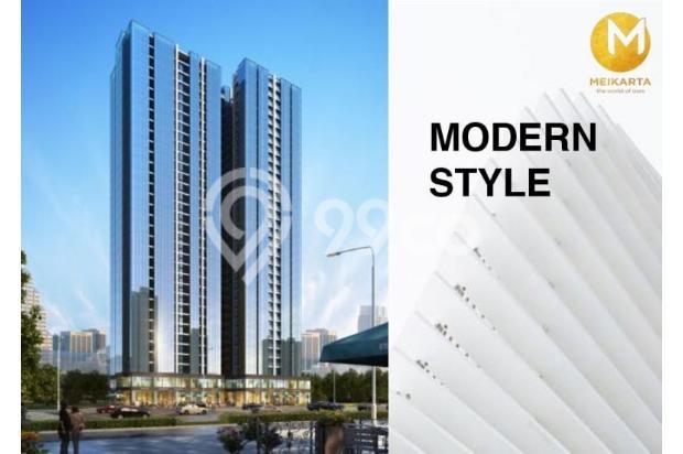 Dijual Apartemen Baru 2BR Strategis di Meikarta Tower 1B Bekasi 13127165