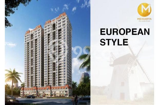 Dijual Apartemen Baru 2BR Strategis di Meikarta Tower 1B Bekasi 13127176