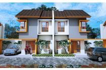 Rumah 2 lantai minimalis diterusan buahbatu, lokasi strategis bebas banjir