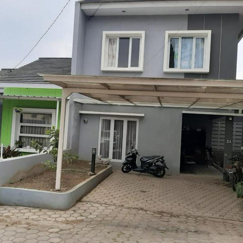 Rumah Siap Huni Jalan Kolonel Masturi Bandung Utara