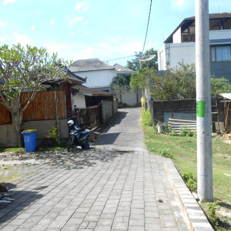 Tanah 10 Are di Jalan Gedong Sari, Mumbul - Jimbaran