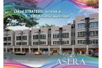Dijual Ruko Asera 3&4 Lantai. Lokasi berkembang dan prospek investasi sanga