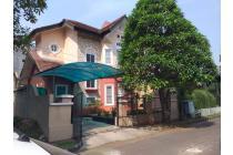 Dijual cepat Rumah 2 lantai di Anggrek Loka BSD