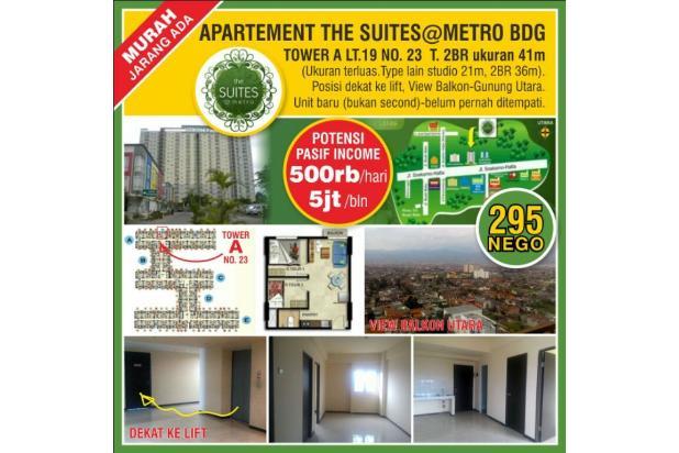Rp270jt Apartemen Dijual