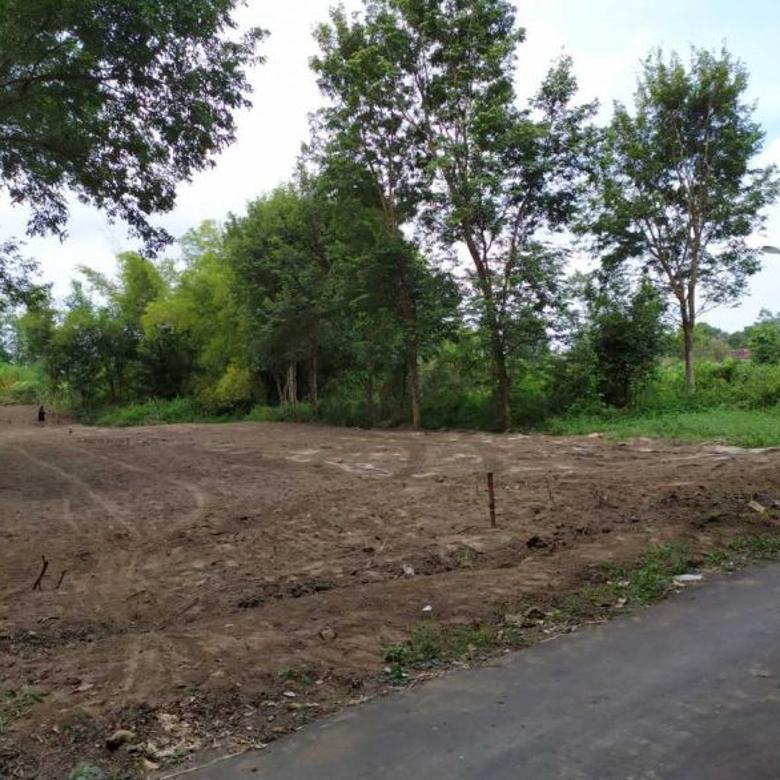Tanah SHM Pekarangan Timur UII, Cocok untuk Kos, Cicil 12X