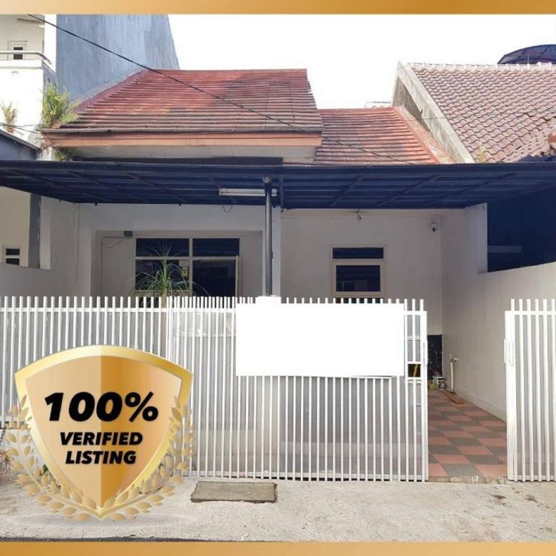 Rumah Murah Lokasi Strategis di Buahbatu Pusat Kota Bandung