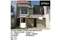 Dijual Rumah BARU GRESS Citraland Woodland