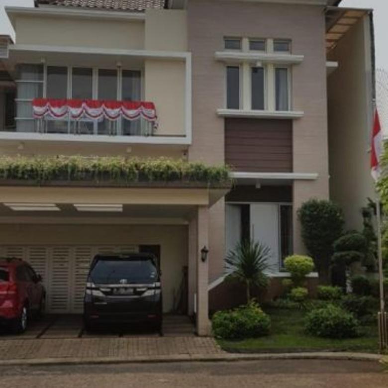 Rumah Cozy Minimalis Modern di Raffles Hills Cibubur,Cibubur