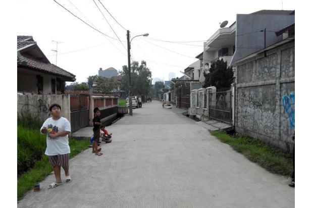 Tanah luas :  250 m2.  Kav. DKI Meruya Utara, Jakarta Barat. 17794320
