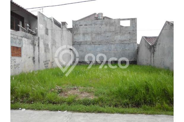 Tanah luas :  250 m2.  Kav. DKI Meruya Utara, Jakarta Barat. 17794329