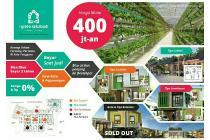 Rumah Villa Murah Mewah 2 lantai View Cantik di Sayap Setiabudi Bandung