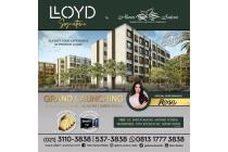 lloyd apartment alam sutera
