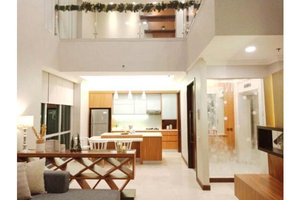 Di Sewakan Apartemen Kemang Village Tower Ritz Floor Royal Swite 3+1BR 17307428