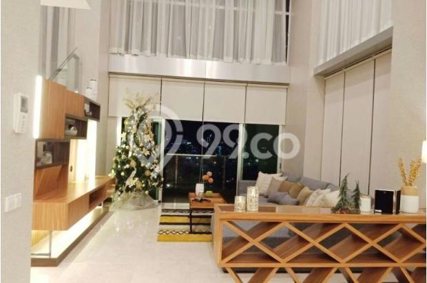 Di Sewakan Apartemen Kemang Village Tower Ritz Floor Royal Swite 3+1BR 17307431
