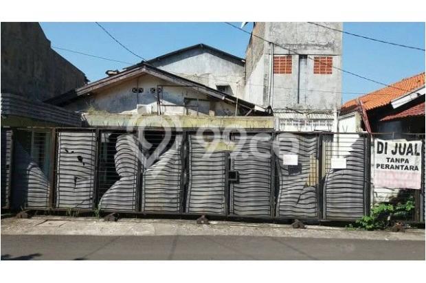 Dijual Rumah Besar Pinggir Jalan di Kalisari Jakarta 12272569