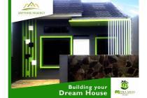 Rumah Murah KPR Mudah, SHM Clear. Tanah Luas Lingkungan Nyaman