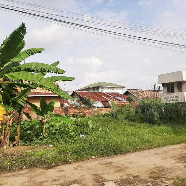 New Listing Tanah di Belakang Hotel Aston Jl. Basuki Rahmat Lrg. Zuriah Palembang