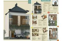 NEW VILLA FOR SALE, Dijual Villa minimalis bisa dimanajemenkan di Pecatu