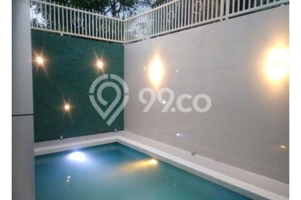 Rumah Minimalis ada kolam renang wage dekat Bandara Juanda 9438036