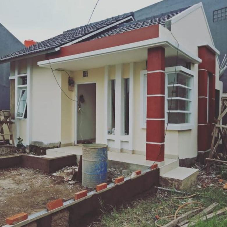 Rumah Baru Antapani Siap Huni