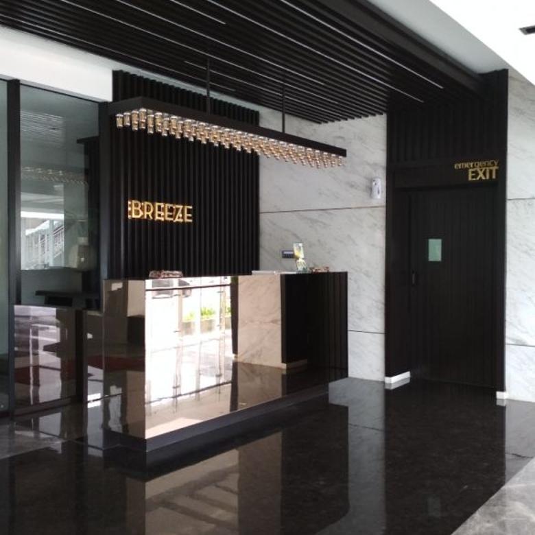 Apartemen terbaru Breeze tower bintaro jaya