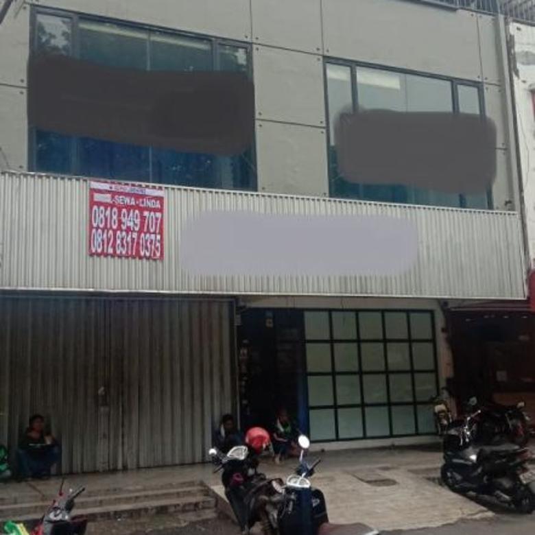 Disewakan 2 Ruko Gandeng Boulevard Raya Kelapa Gading