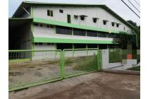 Dijual Gudang di Kawasan Industri Pulogadung Jakarta Timur (A554)