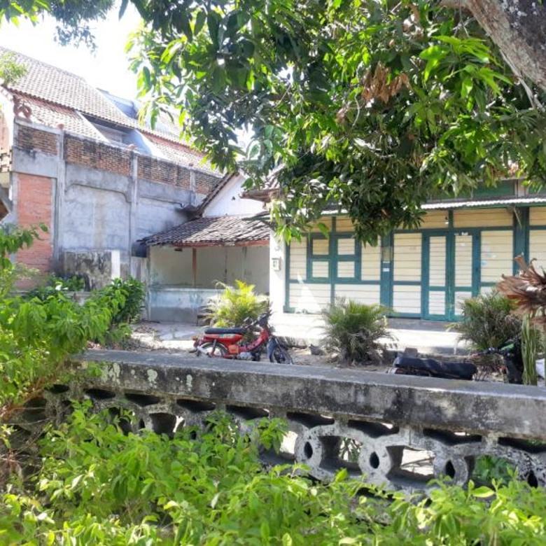 Rumah Kuno Antik Dekat Alun Alun Kidul Njeron Beteng Kraton