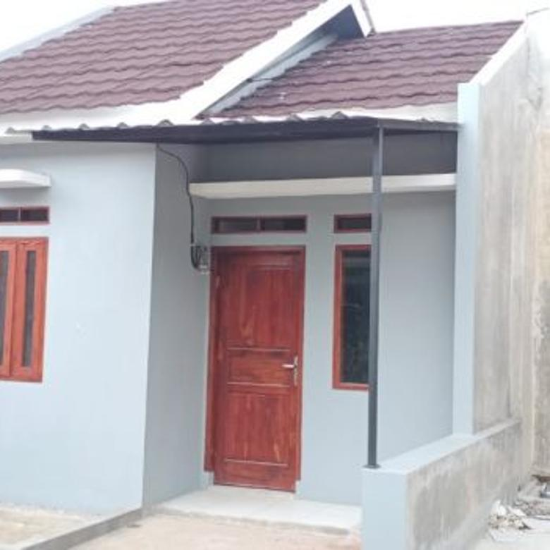 rumah murah baru type minimalis harga 100juta
