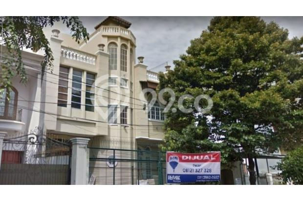 Rumah di Jalan Rajawali Selatan 18003963