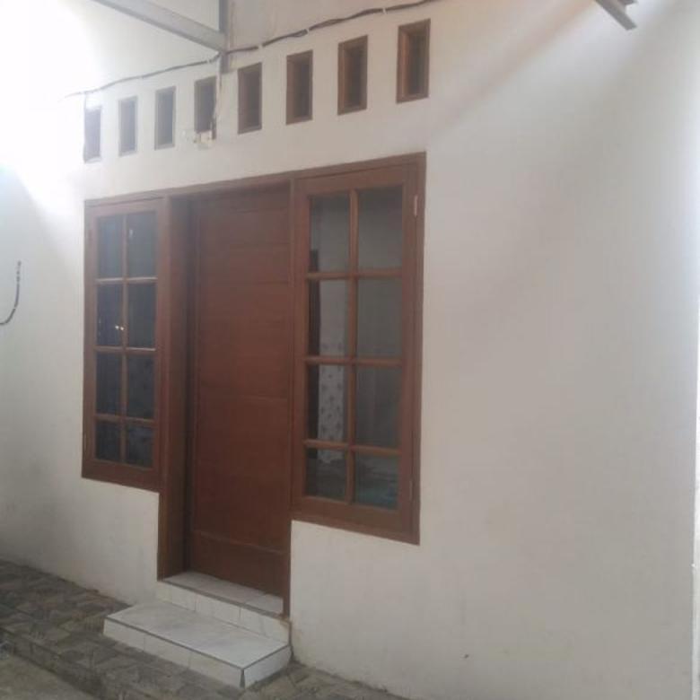 Rumah Bintara 200 Jt an,  Akses Jalan Kaki Saja, Cash,  deket