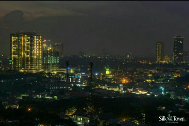 condominium silk town