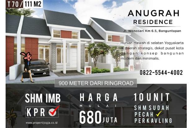 Rp680jt Rumah Dijual