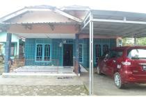 Dijual rumah di pusat kota Pangkal Pinang-Bangka -blk Kantor PT Timah Pusat