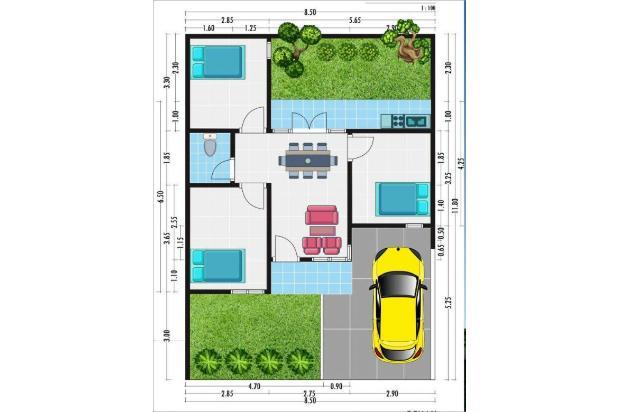 Rp737jt Rumah Dijual