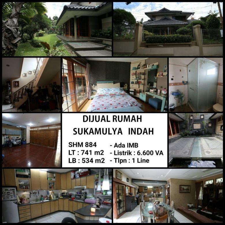 Dijual Rumah di Sukamulya