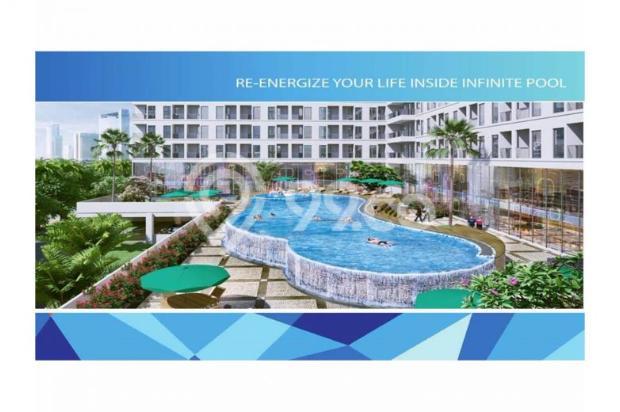 Apartemen Dijual Amazana Serpong Residence  2br  Lokasi
