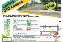Jual Tanah Kavlingan Samping Surabaya Daerah Tambak Oso Sidoarjo hks5210