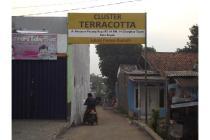 rumah cluster terracotta tanpa bunga tanpa bank